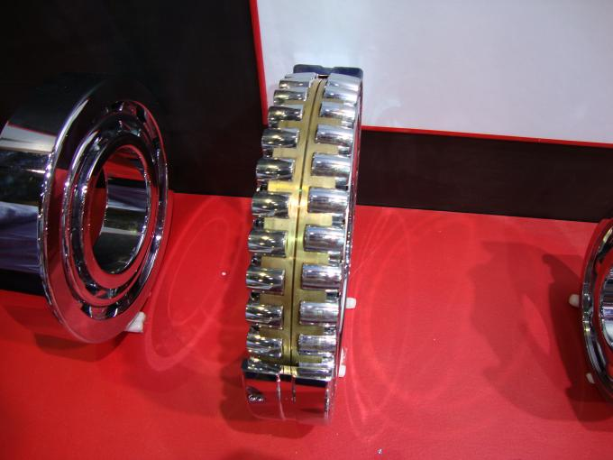 Double Row Spherical Roller Bearing 22210 CC / W33 For Heavy Load