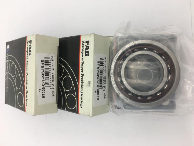 FAG High Spindle Precision Angular Contact Bearings B7005-C-T-P4S-UL Original Packing