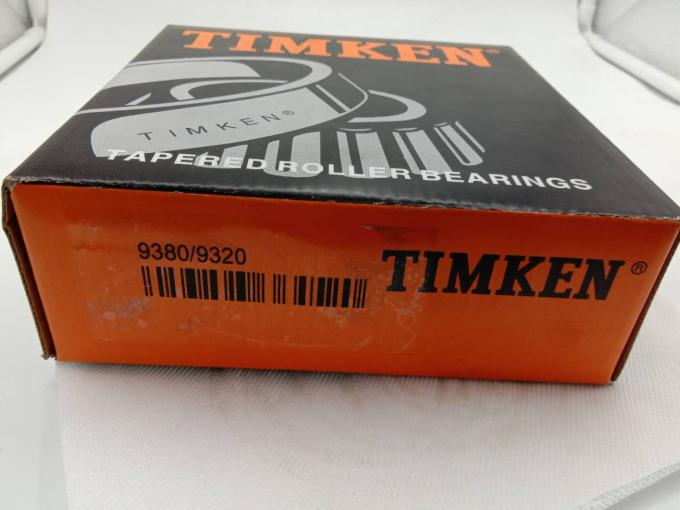 Inch Single Row Tapered Roller Bearings TIMKEN 9380/9320 Auto Parts Application