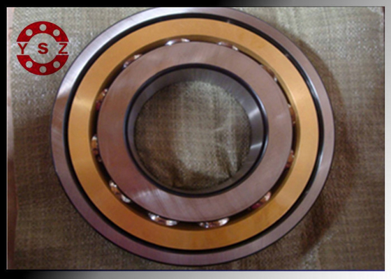 Low Noise Angular Ball Bearing 30mm Bore Size For Carrying Axial And Radial Loads