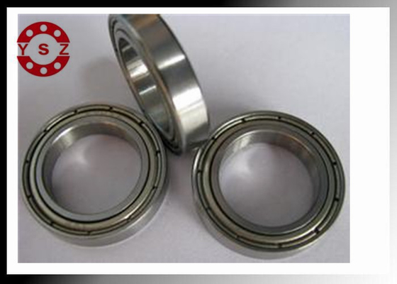 627 ZZ 2RS Deep Groove Ball Bearings With Low Friction For Machine