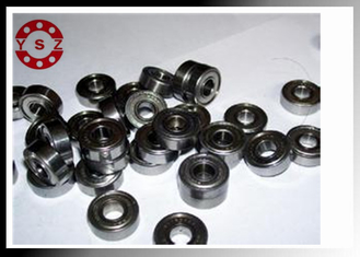 Stainless Steel Ball Bearings Ceramic / Deep Groove Ball Bearings 690 Zz 2rs