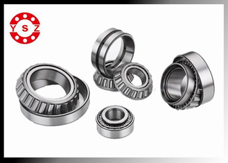 High Precision 20 mm Bore Size Single Row Tapered Roller Bearings OEM