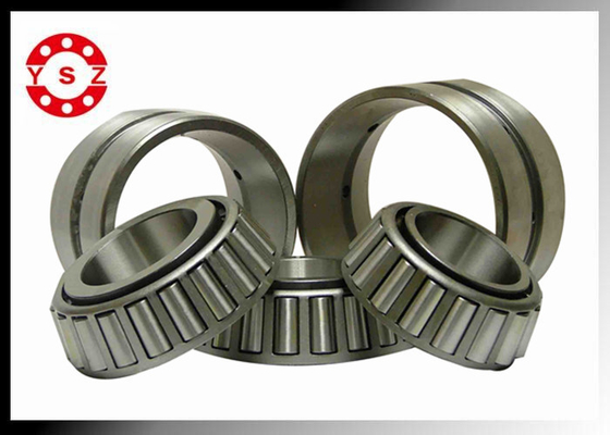 Nylon Caged Small Tapered Roller Bearings Single Row 85mm Outside Diameter