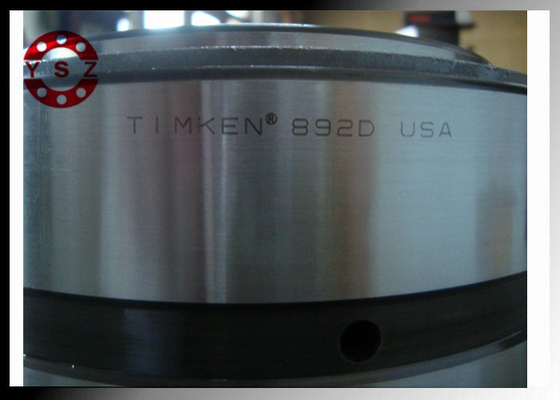 TIMKEN 896 / 892D Single Row Tapered Roller Bearings Cone And Cup