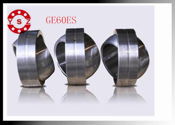 Well Lubricated Rod End Ball Joint Bearings GE60ES Low Noise