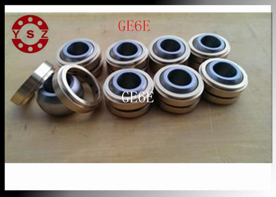 Micro Radial Spherical Plain Bearing GE6E For Engineering Machinery