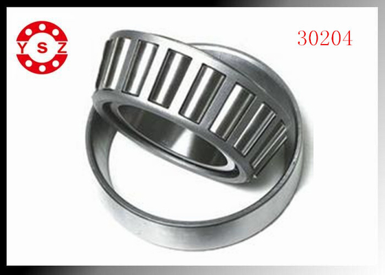 Agricultural Bearings 30204 Single Row Tapered Roller Bearings 0.13kgs
