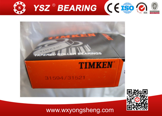 Stamped Steel TIMKEN Taper Roller Bearing Tapered Single Imperial Model 31594-31521