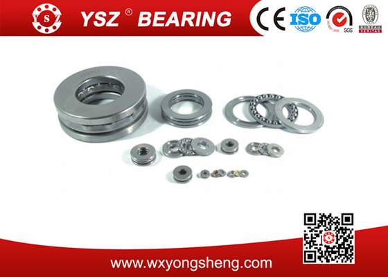 China 51100 Ball Type Stainless Steel Thrust Bearing For Railway Transmission System supplier