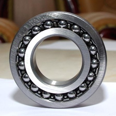 52 mm / inch Outside Diameter HOT SELL DOUBLE ROW Self Aligning Ball Bearings 1304 / 1304k Product Model