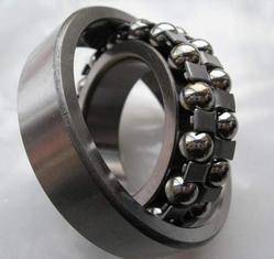 Less friction self-aligning ball bearing 2304 2304k Gcr15 Self Aligning Ball Bearings widely used in power machinery