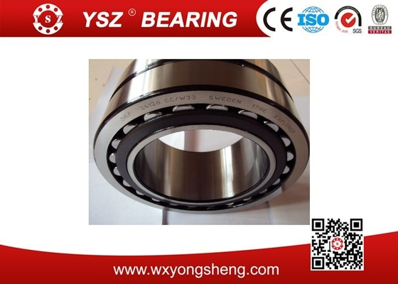 10-160 mm Bore Size Chrome steel bearings / High Precision industrial Roller Bearings