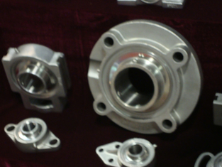 Pillow Block Bearings UCP319 With Cast Iron Pillow Blocks For Electricity Generators