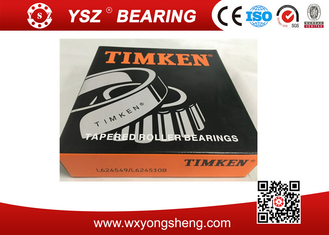 L624549 / L624510B Single Row Tapered Roller Bearing With High Performance