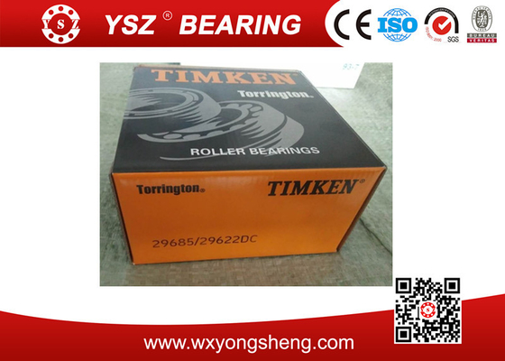 Double Row Tapered Roller Bearing 29685 / 29622DC With High Precision