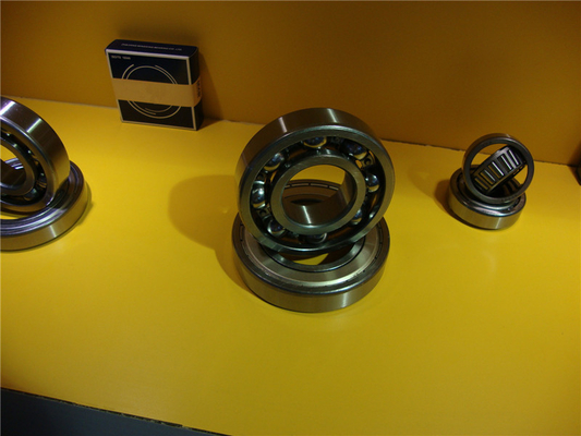 Vibration Grades Deep Groove NTN Bearing For Automobiles , Machine Tools