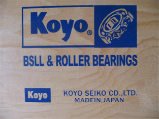 koyo Bearing 7306 DF with a larger contact angle feature