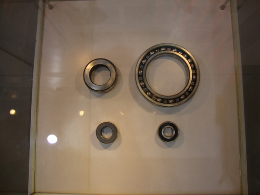 7230AC Single Row Angular Contact Ball Bearings For Air Compressors, High Frequency Motors