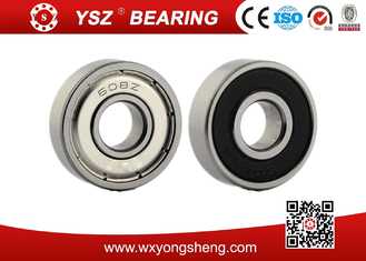 Precision Steel High Speed Ball Bearings 6200 6201 6202 6203 6204 ZZ RZ