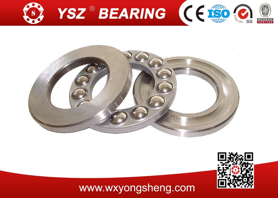 High Speed Thrust Ball Bearing with Flat Seats , F3-8M F4-9M F4-10M F5-10M