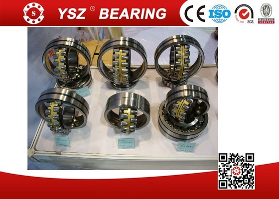 Chrome Steel or GCR15 Spherical Roller Bearing 230/530 P5 Crusher Double Row Roller Bearings