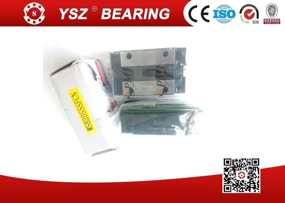 CNC Machine Linear Motion Ball Bearing PMI MSB20SSSFC Linear Motion block