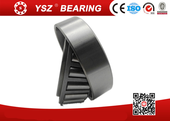 GCr15 GCr15SiMn P0 Single Row Tapered Roller Bearings 33216 With ZZ / ZRS Seals