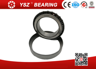 China Brass / Nylon Cage Single Row Chrome Steel Tapered Roller Bearings 32022 NTN NSK SKF supplier