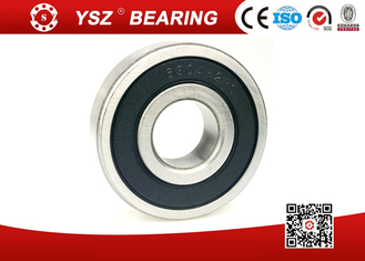 Single / Duble Row Deep Groove Ball Bearing 6304 for Motors Alternator , Electric Motors