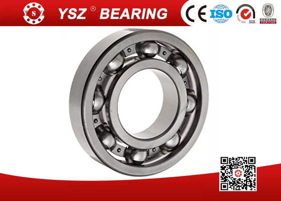 China High Precision Deep Groove Ball Bearings supplier