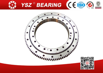 China Four Point Contact Ball Slewing Ring Bearings supplier