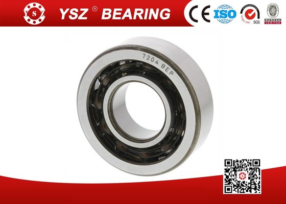 China High precision shielded cover Single row Ball Bearing SXM Brand 7204-B-2RS-P4 supplier