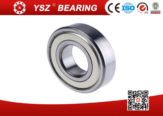 6201zz Electric Motor Deep Groove Ball Bearings , Durable Abec 1 Bearings