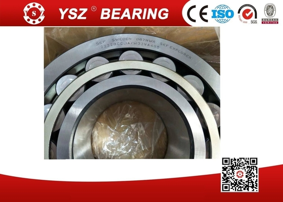 Double Row 22328 CCJA/ W33VA405 Spherical Roller Bearing SKF Logging Machinery Bearing