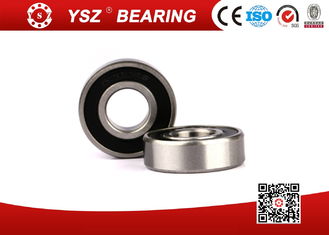 P6 ABEC -3 Z2V2 Deep Groove Ball Bearings Single Row For Ceiling Fan Parts