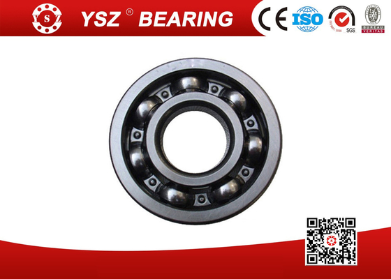 Hige Speed Low Noise Deep Groove Ball Bearing Single Row 6201ZZ / 2RS / OPEN
