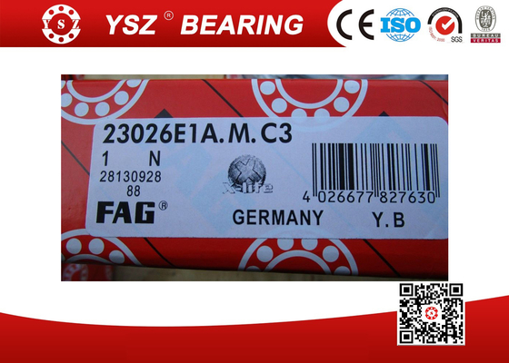 High Precision Spherical Roller Bearing Fag 200MM OD 130MM ID Low Noise