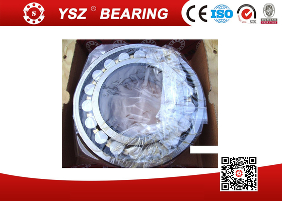 22228E1AM High Speed Roller Bearings , P6 High Load Brass Cage Bearing