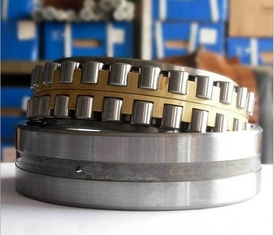 Full Complement Cylindrical Roller Thrust Bearings Chrome Steel With Brass Cage