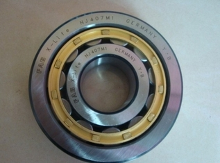 Single Row Cylindrical Roller Thrust Bearings Chrome Steel With Low Friction NU1006
