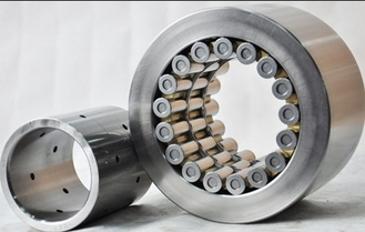 Durable Cylindrical Roller Thrust Bearings Single Row With High Reliability