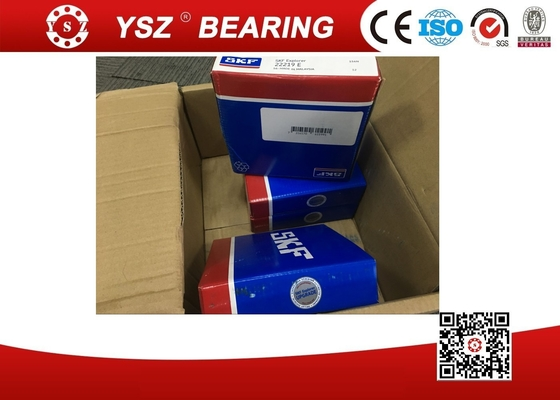 E Type SKF Bearing , 22219E Axial Load Self - Aligning Roller Bearing For Mills