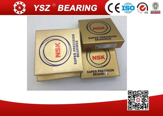 China 7214CTRSULP3 Ball Screw Cnc Machine Bearings , Single Row Angular Contact Bearing supplier