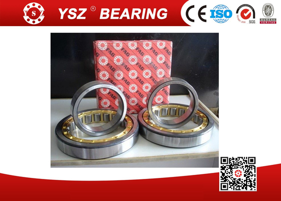 NU310E Origin Cylindrical Roller Bearings Timken  ABEC-5  Low Noise