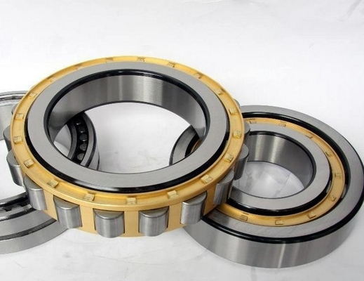 Heavy Radial Loads Cylindrical Roller Thrust Bearings NJ318ECP For Rolling Mill