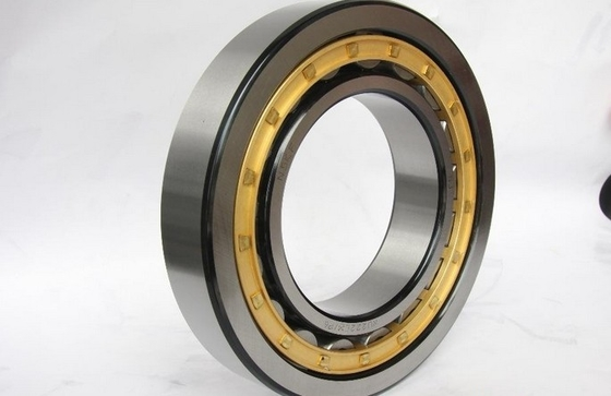 Chrome Steel Cylindrical Roller Thrust Bearings With Heavy Radial Loads , High Precision