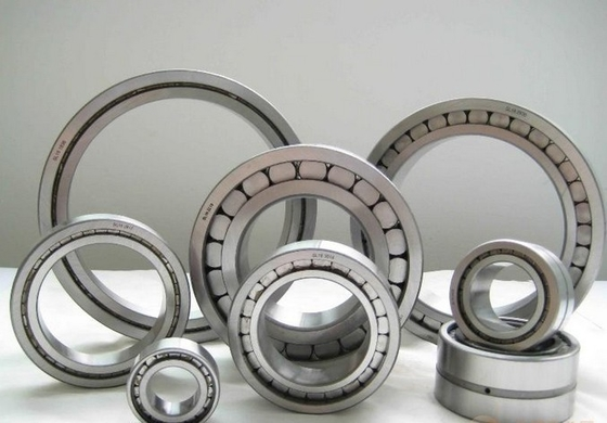 High Precision Cylindrical Roller Thrust Bearings Gcr15 With SL / NU / NN / NJ Series