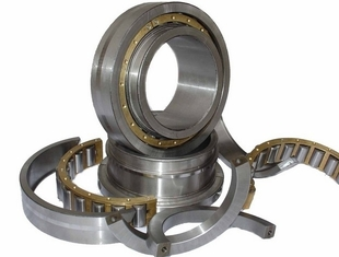 Insulated Cylindrical Roller Thrust Bearings NU330 ECM , High Precision