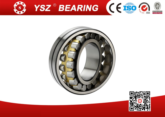 GCr15 Double Row Spherical Roller Bearing 23120 CA / W33 100*165*52 Mm
